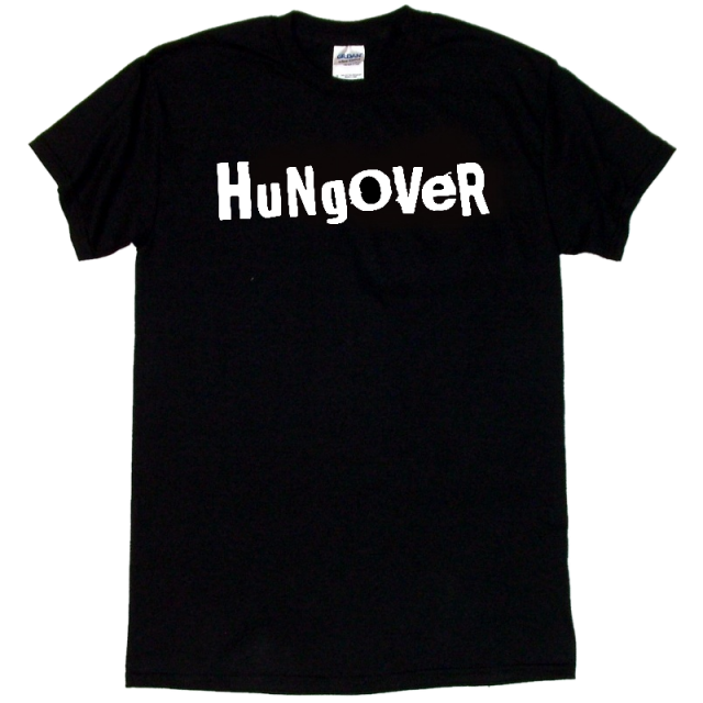 Brandy Clark Black Tee- Hungover