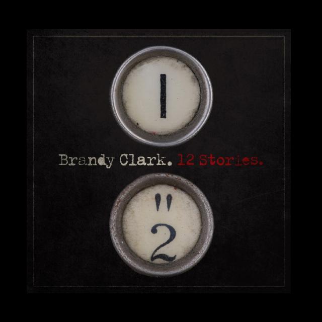 Brandy Clark CD- 12 Stories